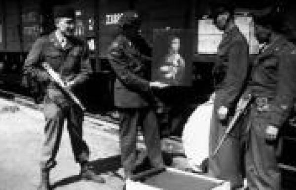 בזיזת הנאצים, גניבת האמנות הגדולה בהיסטוריה האנושית
