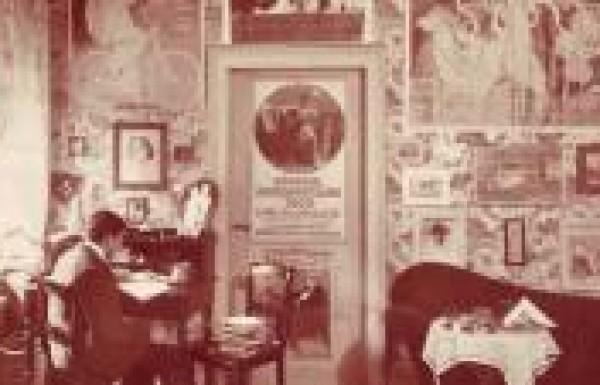 אוסף פוסטרים שהיה ברשות אספן יהודי,נגנב על ידי הנאצים