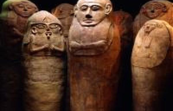 ישראל תפסה עתיקות שנגבו ממצרים