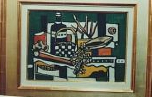 4 ציורים בשווי 1$ אשר נגנבו ממוזיאון בניו יורק נמצאו בגרמני 24 שנה מאוחר יותר