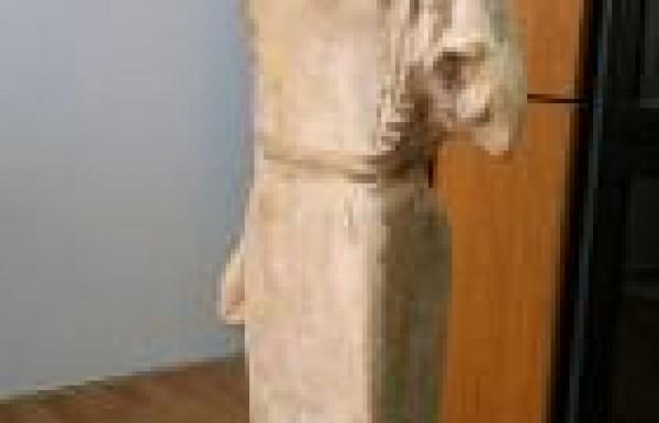 אתונה , פסל מזוייף